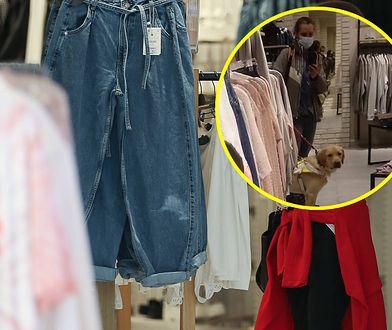 Weszła do sklepu z psem przewodnikiem i została wyproszona. Znamy stanowisko przedstawicieli firmy
