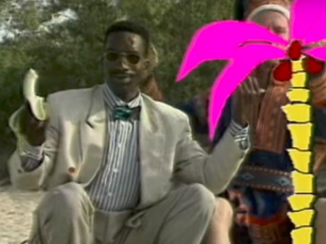 """Joel Pedro Muianga w teledysku """"Makumba"""""""