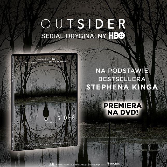 OUTSIDER Premiera DVD już 28 lipca!