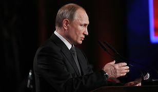 Władimir Putin w Jerozolimie