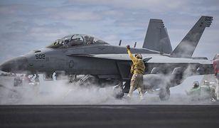 Amerykańskie wojsko musi tłumaczyć się za zachowanie swoich lotników