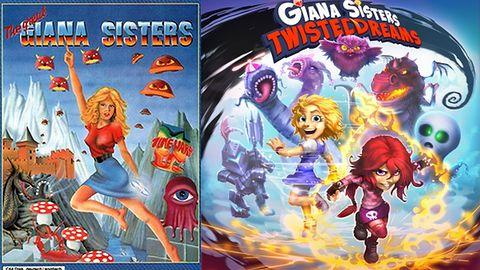 Giana Sisters: Twisted Dreams ufundowane! Już niedługo na PC, potem na konsolach