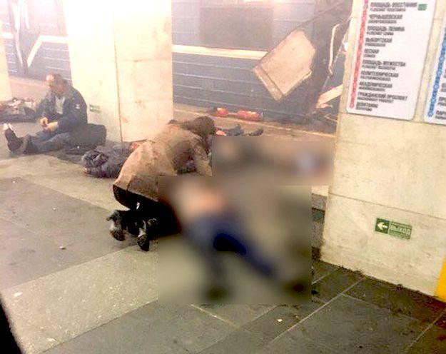 Petersburg. To zamachowiec z metra