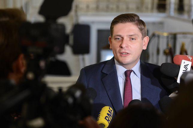 Bartosz Kownacki zastąpi Stanisława Piętę w komisji ds. Amber Gold
