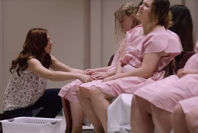 """""""Nieplanowane"""" w kinach od 1. listopada. Kampanię reklamową prowadzono m.in. w kościołach"""