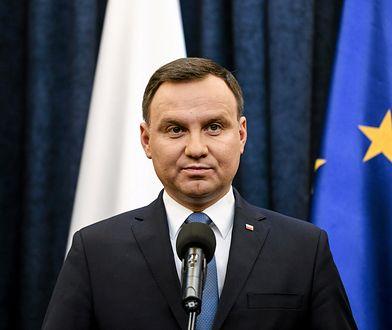 Andrzej Duda przed najtrudniejszą decyzją prezydentury