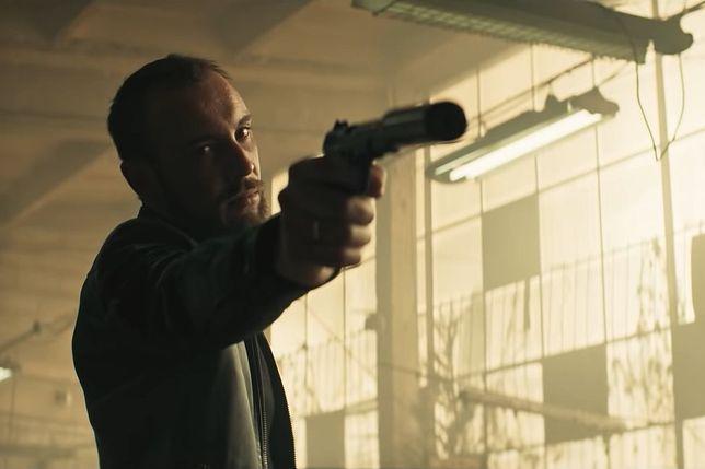 "Kadr z filmu ""Jak zostałem gangsterem"""