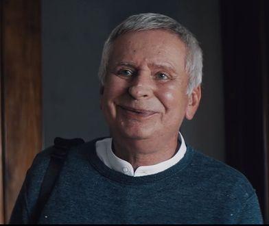 Krzysztof Materna wystąpił w nietypowej roli. Zagrał papieża