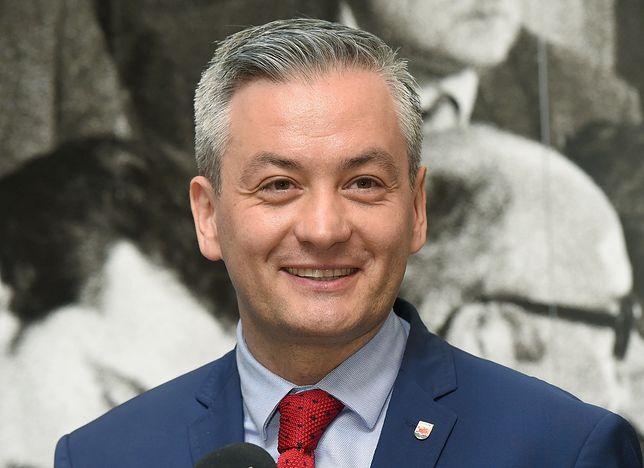 """Robert Biedroń nie będzie startował na prezydenta Słupska. """"To naprawdę nie była łatwa decyzja"""""""
