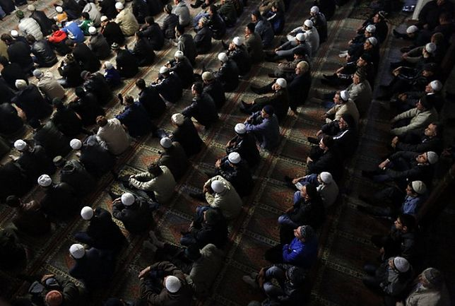 Incydent w meczecie na Krymie