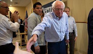 Kandydat na prezydenta USA senator Bernie Sanders miał zawał serca