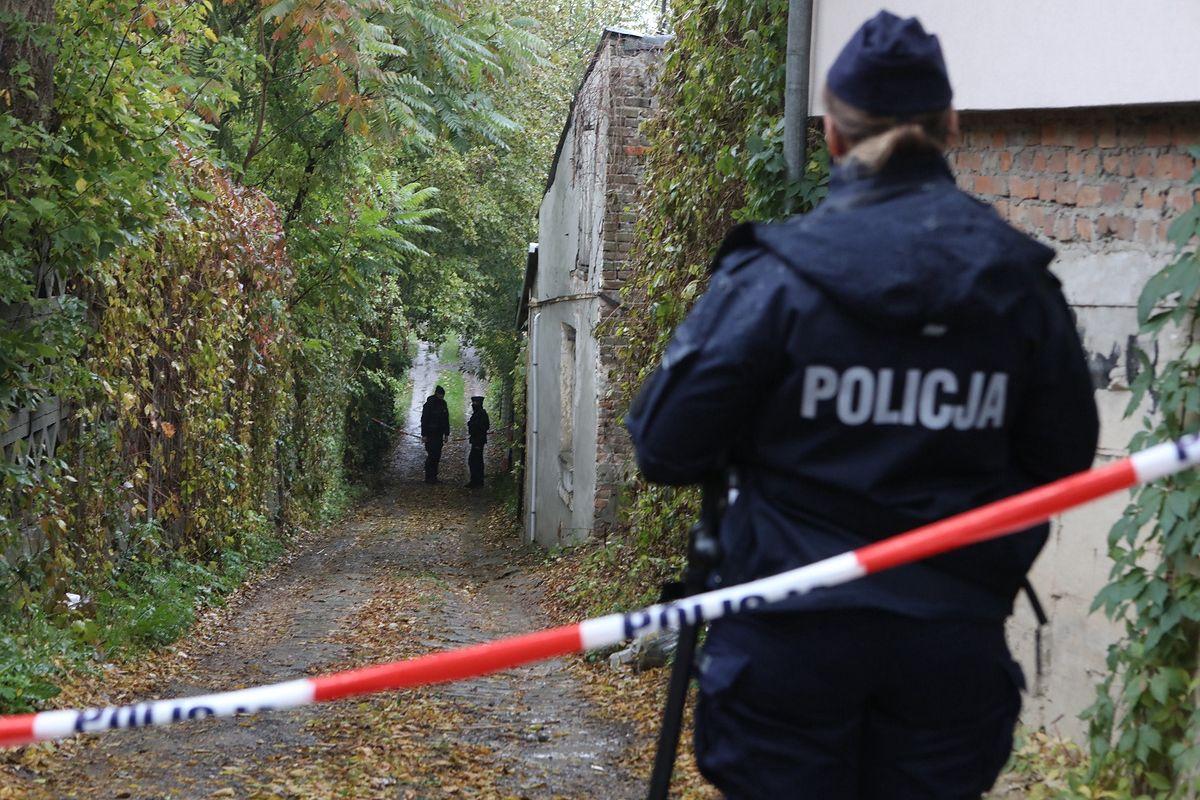 Do zabójstwa doszło w jednym z domów w Lublinie przy ul. Nadbystrzyckiej
