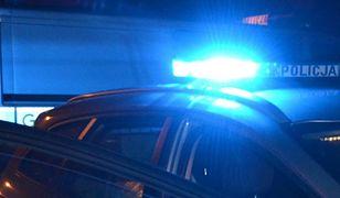 Kierowca nie zatrzymał się do policyjnej kontroli i zaczął uciekać