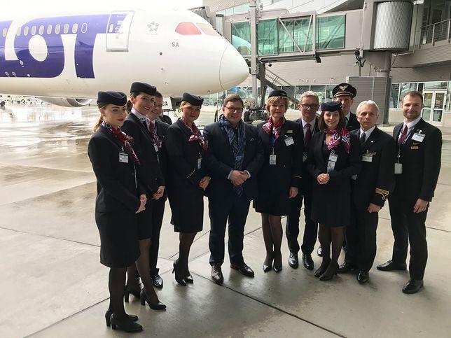 Dreamliner 787-9 będzie wykorzystywany w najbliższych tygodniach na trasach do Chicago