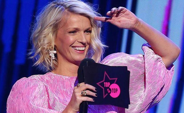 Top of the Top Sopot Festival 2019: Magda Mołek zaliczyła małą wpadkę
