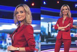 Anna Grochowska to nowa twarz TVP Info. Była finalistką w wyborach Miss Polski