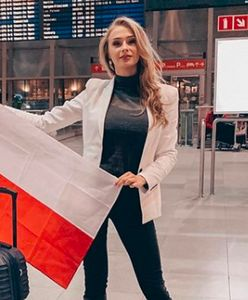 Natalia Piguła podbija Amerykę. Miss Polski z dekoltem po pępek