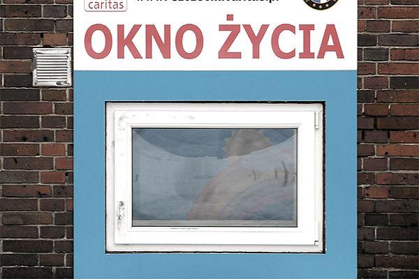 Noworodek w oknie życia we Wrocławiu