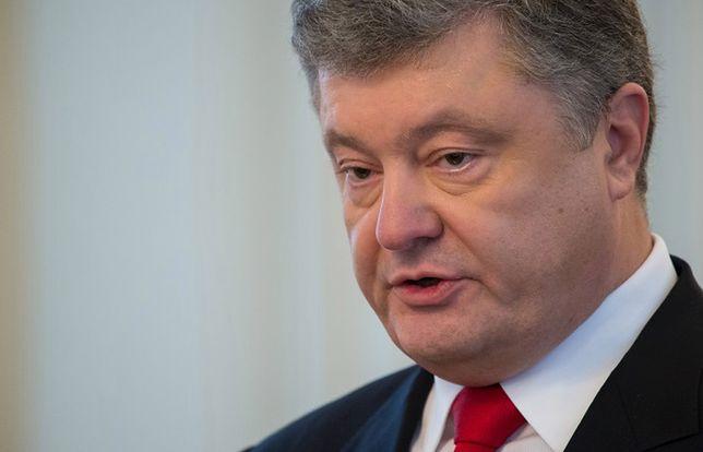 Petro Poroszenko: przeprowadzę referendum w sprawie przystąpienia Ukrainy do NATO
