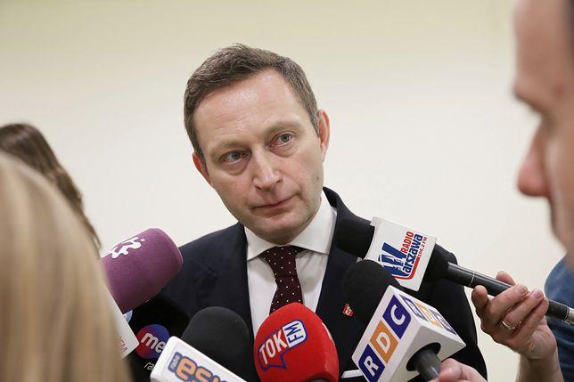 Paweł Rabiej, wiceprezydent Warszawy