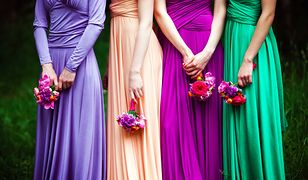 Sukienka na wesele musi być elegancka i skromna