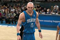 A Marcin Gortat w NBA 2K10 wygląda tak...