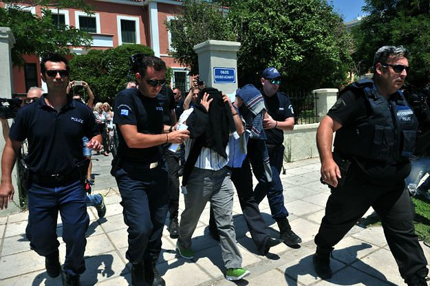 Aresztowania w Turcji