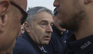 Władysław Frasyniuk popychał i kopał policjantów - uznał sąd