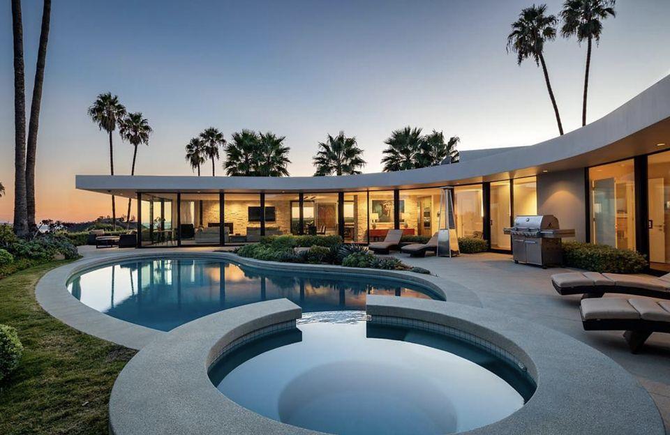 Elon Musk sprzedaje swój dom. Cena: 4 miliony 449 tysięcy dolarów