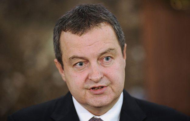 Apel Serbii o interwencję ws. uchodźców. Ivica Dacić: będziemy zmuszeni do podjęcia kontrdziałań
