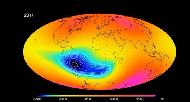 Nietypowe zjawisko zaobserwowano na półkuli południowej