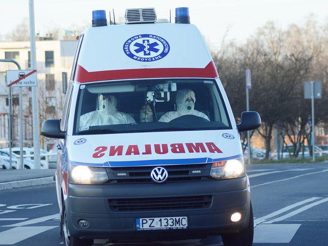 Koronawirus w Poznaniu. Wkrótce mają być znane wyniki testów pacjentów i lekarzy.