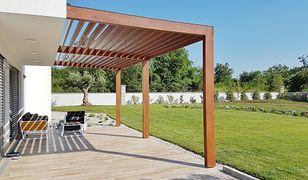 Pergole to praktyczne i modne elementy ogrodu - wybór różnych form jest bardzo duży
