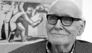 Wojciech Fangor, artysta sztuk wizualnych