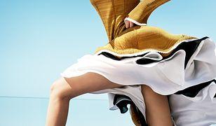 "Gigi Hadid na okładce ""Vogue US"""