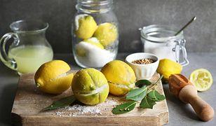 Kiszone cytryny - marokański przysmak, który łatwo zrobisz w domu