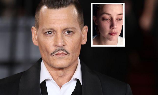 """""""Żonobijca"""". Johnny Depp będzie się bronił. Zaciągnął właścicieli tabloidu przed sąd"""