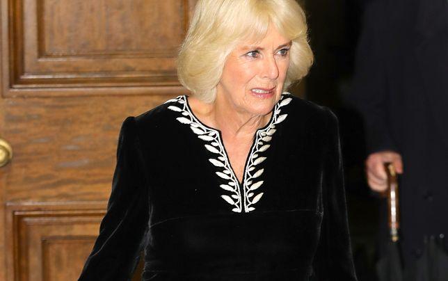Księżna Camilla  zwróciła się do ofiar przemocy domowej