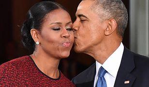 Romantyczny gest Baracka Obamy
