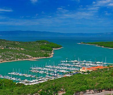 Chorwacja to mnóstwo pięknych zakątków, gdzie również poplażujesz