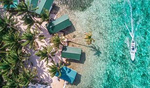 Belize nad Morzem Karaibskim