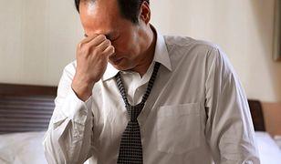 Problemy psychiczne mężczyzn trudno wykrywalne