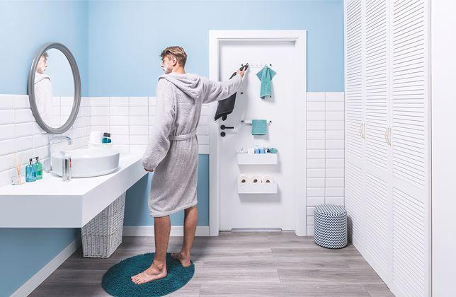 Robisz remont mieszkania? Zobacz, jakie drzwi powinieneś wybrać do łazienki