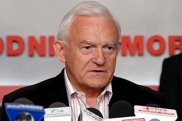 Leszek Miller dementuje doniesienia mediów: nie ma rozmów o objęciu przeze mnie funkcji marszałka