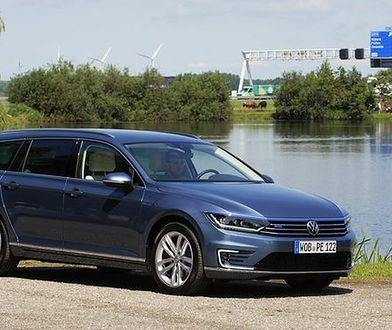 VW Passat GTE: ku chwale ekologii