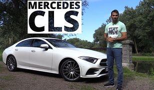 Mercedes-Benz CLS 400d 340 KM, 2018 - test AutoCentrum.pl #406