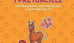Konik Karusek i przyjaciele. Opowiadania logopedyczne z kartami pracy