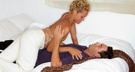 Moja żona potrzebuje dużo seksu