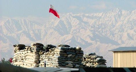 Polacy w Afganistanie - misja śmierci