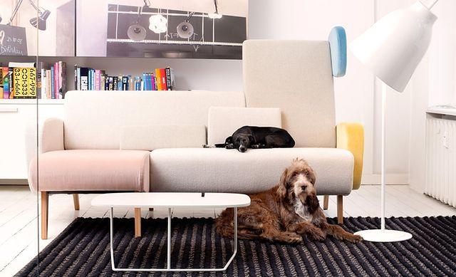 Sofa do małego salonu